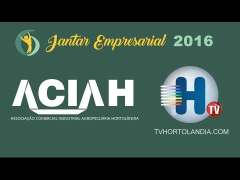 Assista: Jantar Empresarial 2016