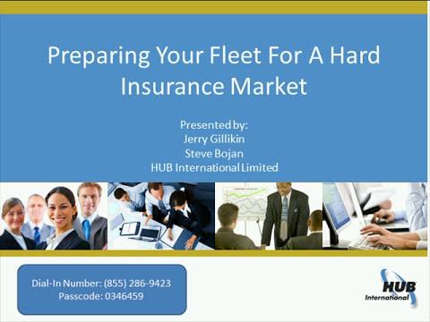 Preparing your Fleet for a Hard Insurance Market