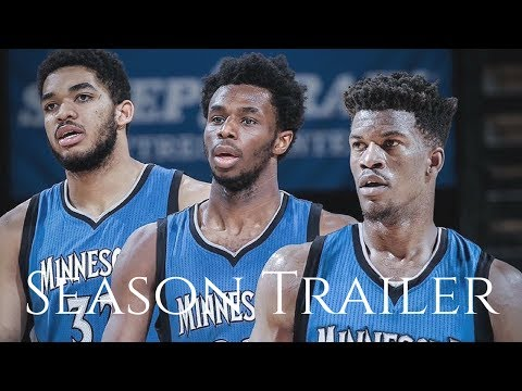 Minnesota Timberwolves 2017-2018 Season Trailer ᴴᴰ