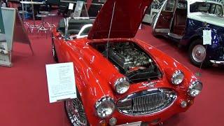 1967, Austin Healey 3000 MK III
