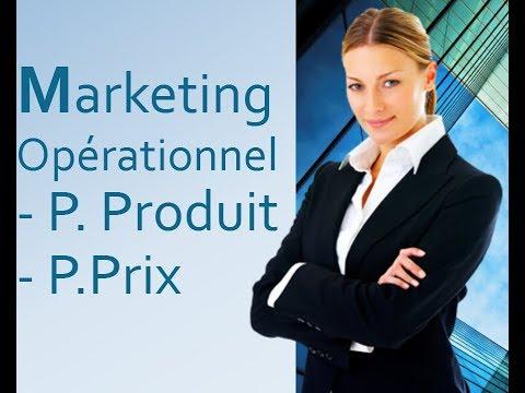 Chapitre 4 : Marketing Opérationnel, Politique de  Produit et Prix ( Darija )