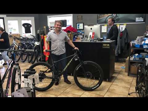 The 2020 Giant Fathom 1 27.5 @Middletowncycling 502-384-0770