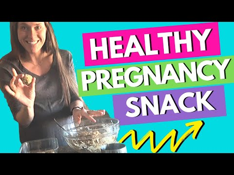 Healthy and Scrumptious Pregnancy Snacks