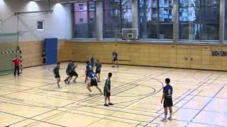 SG NARVA Handball - mB-Jugend1 vs. TUS Hellersdorf Hinrunde Teil 3/4