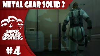 SGB Play: Metal Gear Solid 2 - Part 4 | The Shadow of His Former Enemy