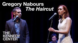 "Gregory Nabours - ""The Haircut"""
