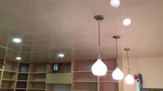 Perfectly flat ceiling! Amazing ceiling renovation by CeilDex