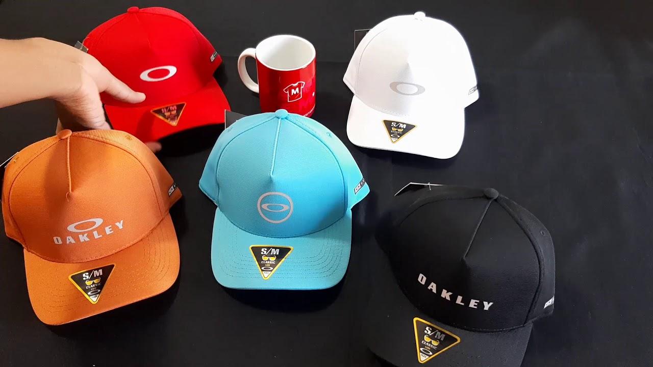 Bonés Oakley no Atacado - Coleção 2020 - Fornecedor