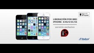 Como desbloquear iPhone TELCEL
