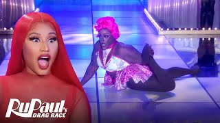 "Widow Von'Du & Gigi Goode's ""Starships"" Lip Sync 