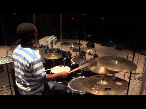 Israel Houghton - Everywhere That I Go (Drum Cover) Andre Fearon