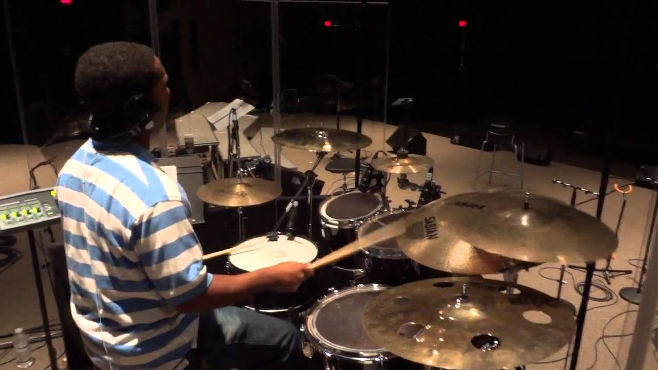 israel-houghton-everywhere-that-i-go-drum-cover-andre-fearon-dre-day