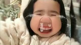 Foodie XiaoMan 超萌小吃貨~小蛮殿下周日變變面😁😉🙂😃 #happygirl #baby #eatingmachine  #food  #小蛮 #xiaoman