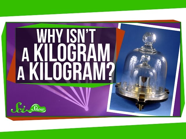 Why Isn't a Kilogram a Kilogram?