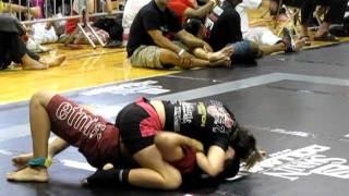 Girls Run The World: Kyra Batara Beats Boy 25-0