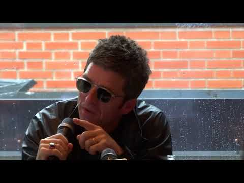 @NoelGallagher in press conference a...