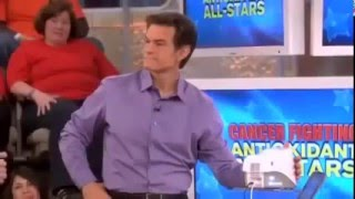 Dr OZ Explains the Benefits of Antioxidants