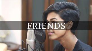 Anne Marie and Marshmello - Friends (Studio Cover)