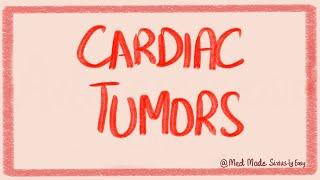 Cardiac Tumors- Myxomas, Rhabdomyomas and Metastatic Tumors- Cardiac Pathology mp3 indir