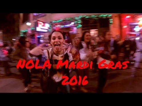 New Orleans Mardi Gras 2016 in ULTRA HD 4K
