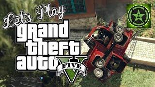 Let's Play – GTA V – Tow Truckin