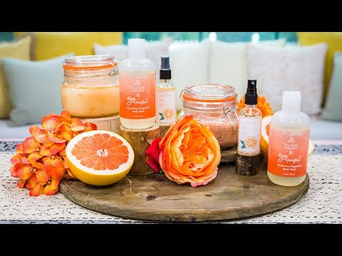 Grapefruit Beauty with Kym Douglas - Home & Family