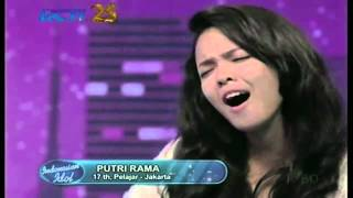 PUTRI RAMA SIAGIAN  Audition 5 Jakarta   Indonesian Idol 2014