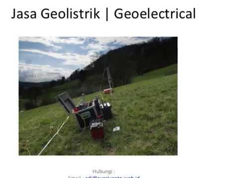 Jasa Geolistrik | Geo Electric Kabupaten Buton-Pasarwajo Sulawesi Tenggara