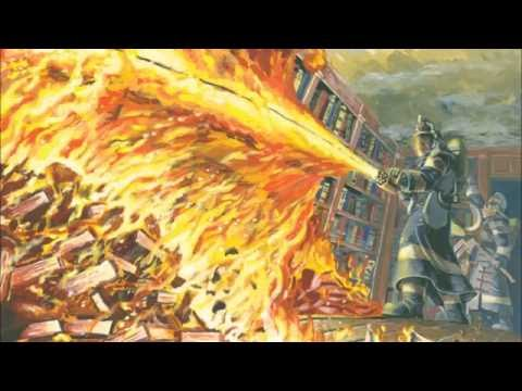 Multimedia Essay on Fahrenheit 451 (ENG4UE)