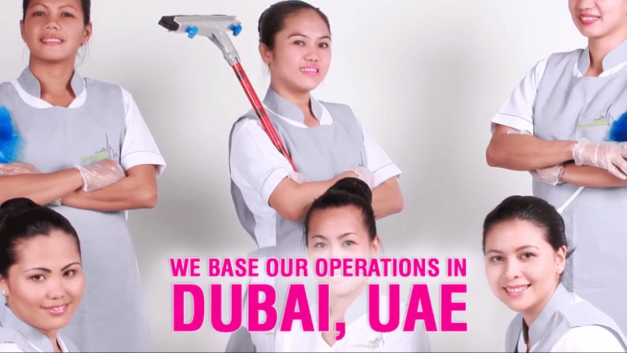 cleaners in dubai