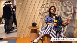 Salone del Mobile.Milano 2016 | KETTAL - Jonathan Levien & Nipa Doshi