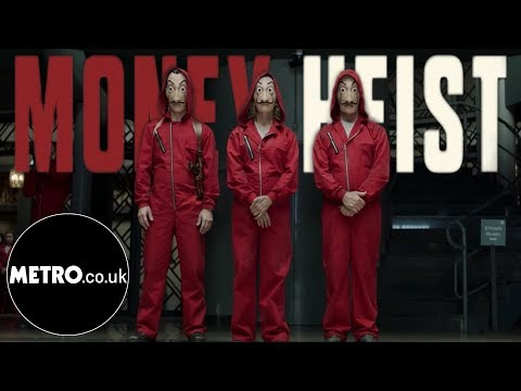Money Heist | La Casa De Papel English Trailer Netflix | Metro.co.uk