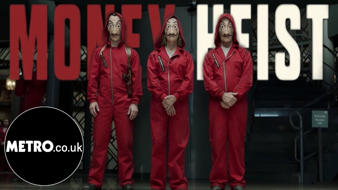 Money Heist | La Casa De Papel English Trailer Netflix | Metro co uk