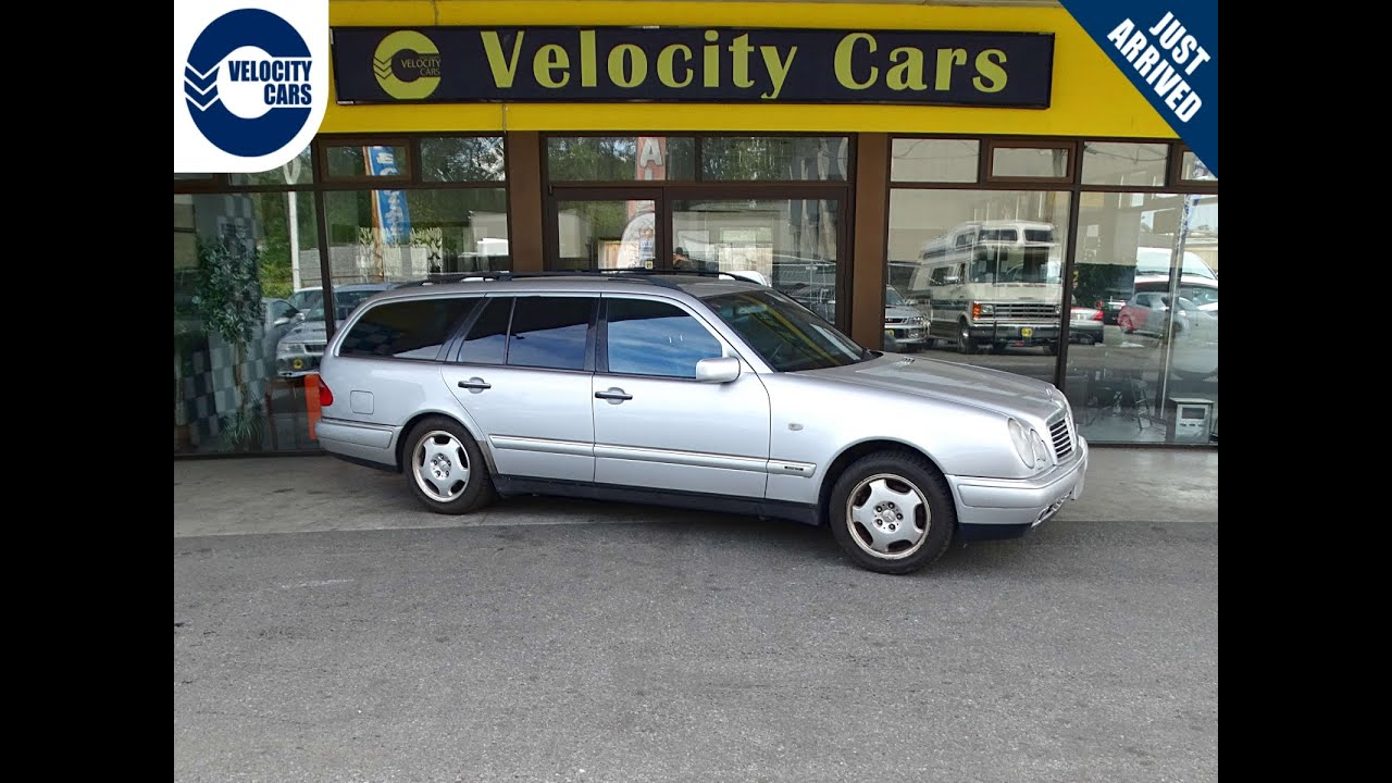 1998 mercedes benz e320 wagon 7 seat 4wd for sale in for Mercedes benz vancouver bc