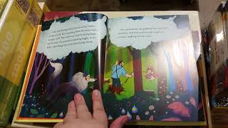 Little Red Riding Hood Book Review (Pause if you want to read the storybook)