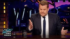 James Corden's Message After Sutherland Springs Church Shooting