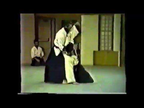 Old Skool Friday:  Chiba Sensei & Juba Nour
