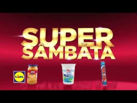 Super Sambata la Lidl • 13 August 2016