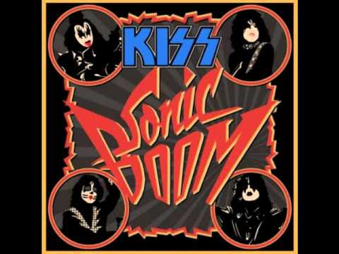 KISS  Sonic Boom  I Love It Loud