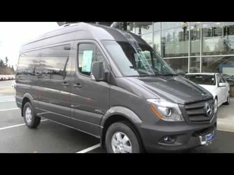 2015 Mercedes Benz Sprinter Lynnwood Wa Seattle Wa S5011