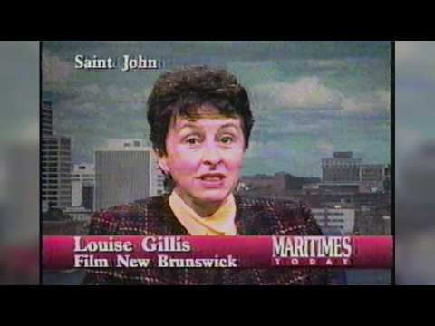 The Maritime Film Industry  (Maritimes Today 1996)