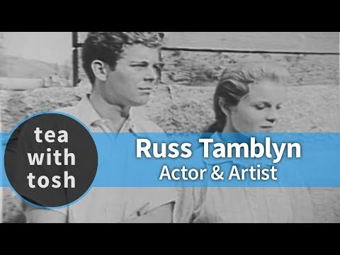 Russ Tamblyn Actor on Tea With Tosh