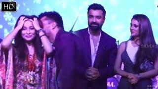 Shweta Khanduri & Ajaz Khan At Malad Festival 2018 | Bollywood Events
