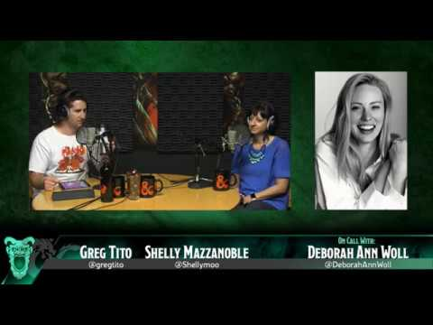 Dragon Talk: Deborah Ann Woll, 72517