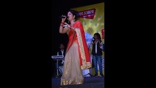 """Sangeet Dhoundiyal Live """"BEDU PAKO"""" Garh Mahotsav PAURI Nov. 2016"""