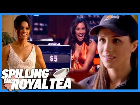 Meghan Markle's Best TV & Movie Scenes: From 'Suits' to 'Deal or No Deal' and '90210'!