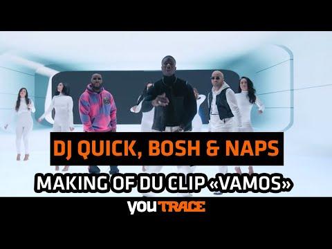 Youtube: DJ Quick, Naps & Bosh – MAKING OF«Vamos»