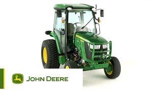 Tracteurs compacts - Série 4