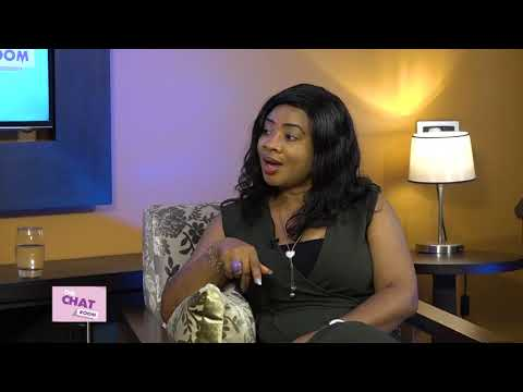 CHATROOM WITH KARITAS KARISIMBI FEATURING CHICHI UMESEAKE  8TH NOV 2018 PART A