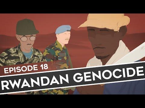 Feature History - Rwandan Genocide (2/2)